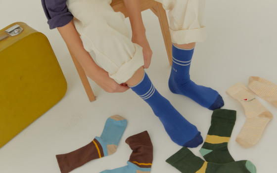 With Dang Dang Walk Socks, Handok Raises Awareness of Diabetic Foot and Supports those with Diabetes