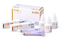 Dermatop® ointment/cream/solution 0.25%