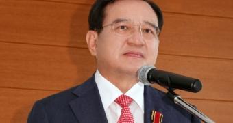 [보도자료] 김영진 한독 회장, 독일 정부로부터 십자공로훈장 받아